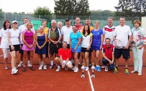 Christel und H.-D. Reinert Mixed Turniers