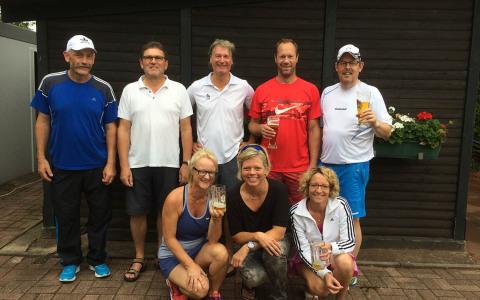 Team Geithe erspielt 3. Platz beim Ewald Klosterkamp Turnier in Heessen