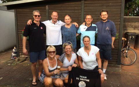 TC Geithe verteidigt Titel beim Klosterkampturnier